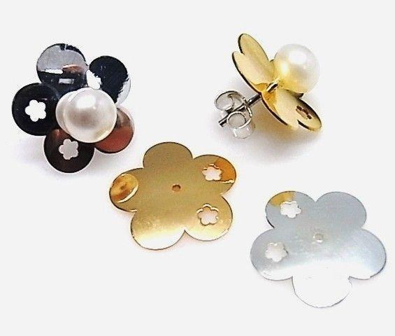 9354-Pendiente-perla Pendiente perla