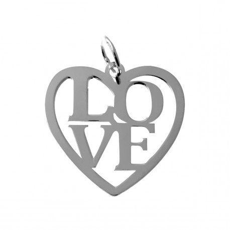27313 Colgante corazón love