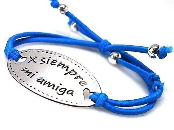 10910-Pulsera-X-siempre-mi-amiga-600x450 Pulsera X siempre mi amiga