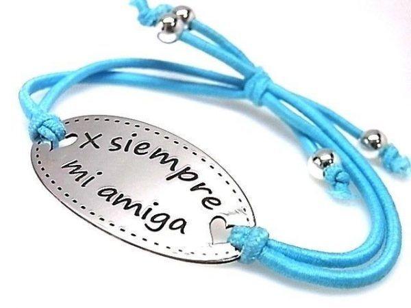 10911-Pulsera-X-siempre-mi-amiga-600x450 Pulsera X siempre mi amiga