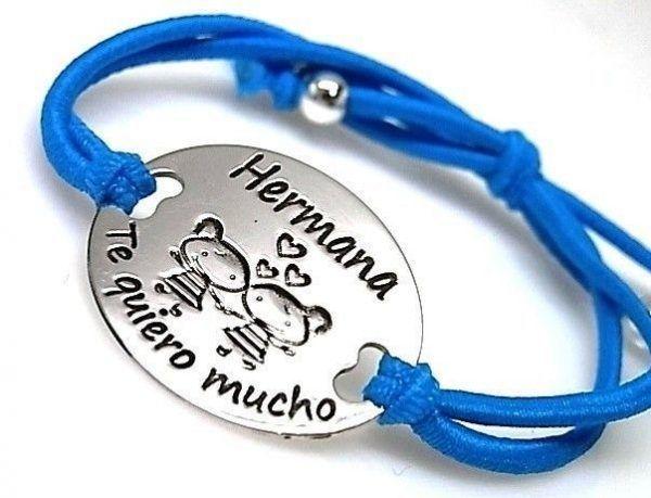"""10916-Pulsera-Hermana-te-quiero-mucho-600x459 Pulsera """"Hermana te quiero mucho"""""""