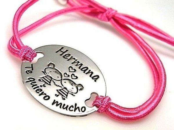 """10917-Pulsera-Hermana-te-quiero-mucho-600x450 Pulsera """"Hermana te quiero mucho"""""""