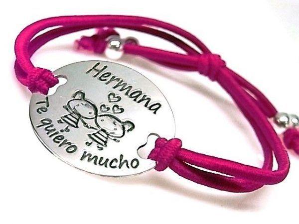 """10919-Pulsera-Hermana-te-quiero-mucho-600x450 Pulsera """"Hermana te quiero mucho"""""""