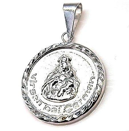 10931-Medalla-Virgen-del-Carmen Medalla Virgen del Carmen