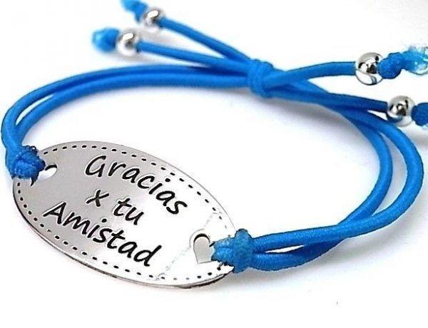 """10998-Pulsera-gracias-x-tu-amistad-600x460 Pulsera """"gracias x tu amistad"""""""