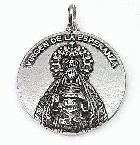 11026-Colgante-medalla-V.de-la-Esperanza Colgante medalla V.de la Esperanza