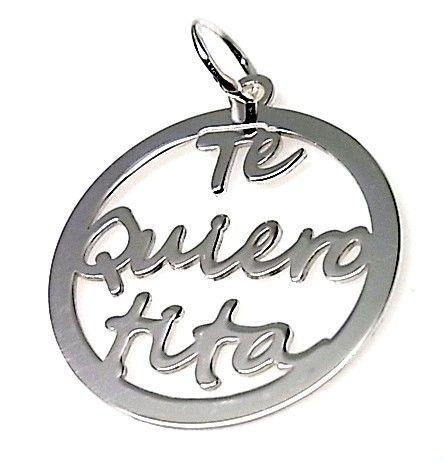 11198-Colgante-Te-quiero-tita Colgante Te quiero tita