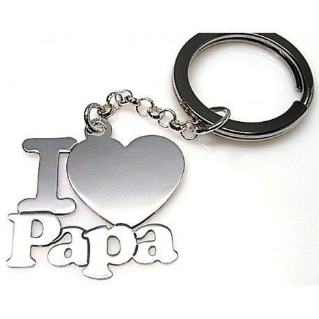27763 Llavero corazón papá