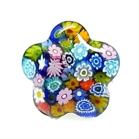 11919-Sortija-flor-murano Anillo flor murano