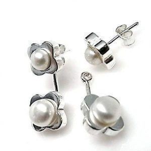 12125-Pendiente-dos-piezas-flor-perla-300x300 Pendiente dos piezas flor perla