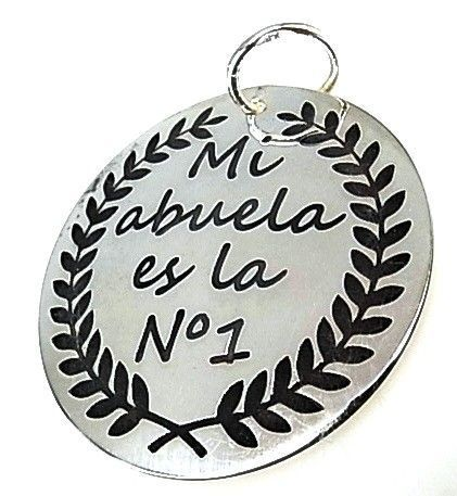 13103-Colgante-Mi-abuela-es-la-no-1 Colgante Mi abuela es la nº 1