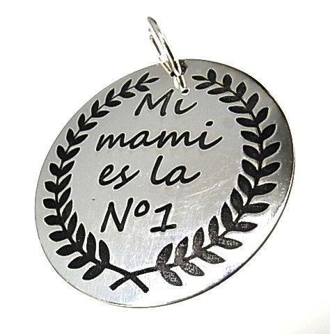 13150-Colgante-Mi-mama-es-la-no-1 Colgante Mi mamá es la nº 1