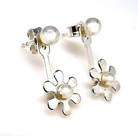 13273-Pendiente-flor-perla Pendiente flor perla