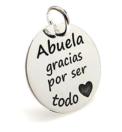 """14131-Disco-abuela-gracias-por-ser-todo-corazon Disco abuela """" gracias por ser todo corazón """""""