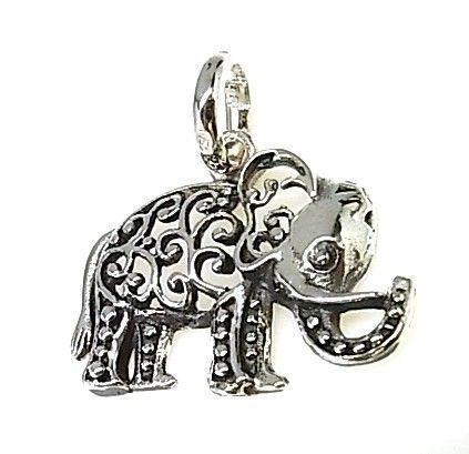 14381-Colgante-elefante Colgante elefante