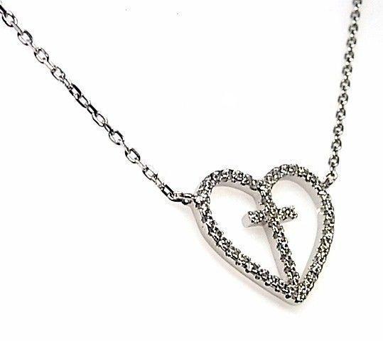14715-Gargantilla-corazon-cruz-circonitas Gargantilla corazón cruz circonitas