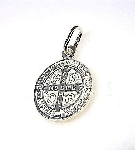 14805-Colgante-medalla-S.Benito Colgante medalla S.Benito