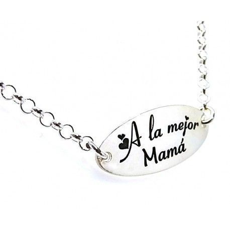 "15149-Pulsera-A-la-mejor-Mama Pulsera "" A la mejor Mamá """