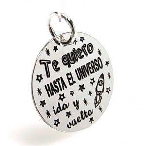 """16035-Colgante-Te-quiero-hasta-el-universo-ida-y-vuelta-300x300 Colgante """" Te quiero hasta el universo ida y vuelta """""""