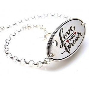 """16046-Pulsera-Love-you-forever-300x300 Pulsera """" Love you forever """""""
