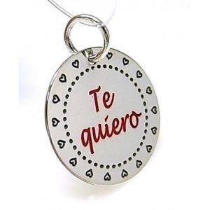 "16060-Colgante-disco-Te-quiero-300x300 Colgante disco "" Te quiero """