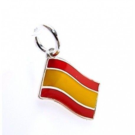 16112-Colgante-bandera-Espana Colgante bandera España