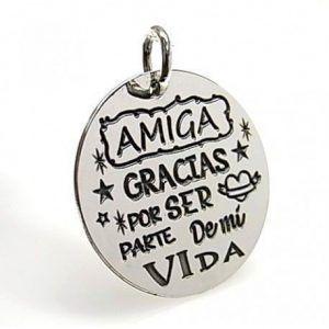 """16116-Colgante-Amiga-gracias-por-ser-parte-de-mi-vida-300x300 Colgante """" Amiga gracias por ser parte de mi vida """""""
