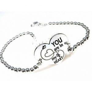 "16164-Pulsera-bolas-You-are-in-my-heart-300x300 Pulsera bolas "" You are in my heart """