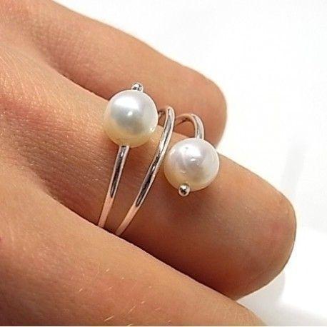 16180-Sortija-perla Anillo perla