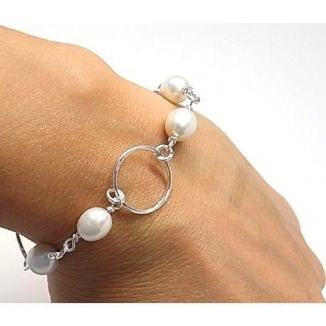 16276-Pulsera-asas-perla Pulsera asas perla