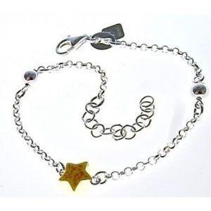 16406-Pulsera-infantil-estrella-esmalte-300x300 Pulsera infantil estrella esmalte