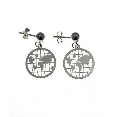 16544-Pendiente-bola-del-mundo Pendiente bola del mundo