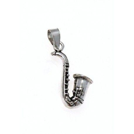 16641-Colgante-saxofon Colgante saxofón