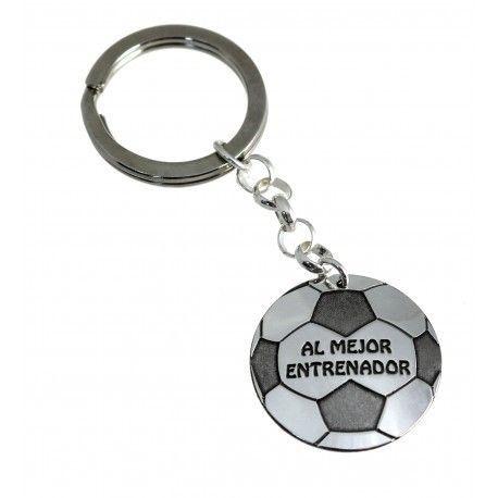 17021-Llavero-balon-de-futbol Llavero balón de fútbol