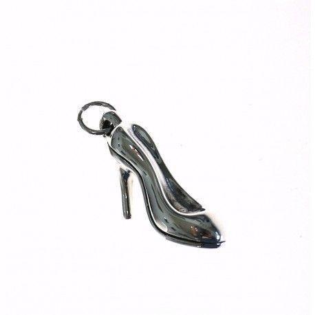 17113-Colgante-zapato-tacon Colgante zapato tacón