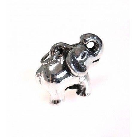 17118-Colgante-elefante-electroforming Colgante elefante electroforming