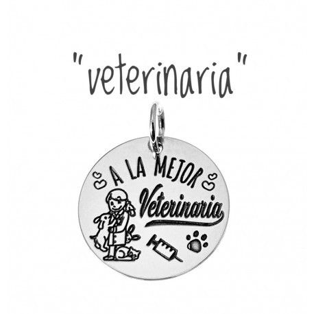 "17366-Colgante-profesion-veterinaria Colgante profesión ""veterinaria"""