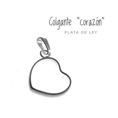 17572-Colgante-corazon Colgante corazón