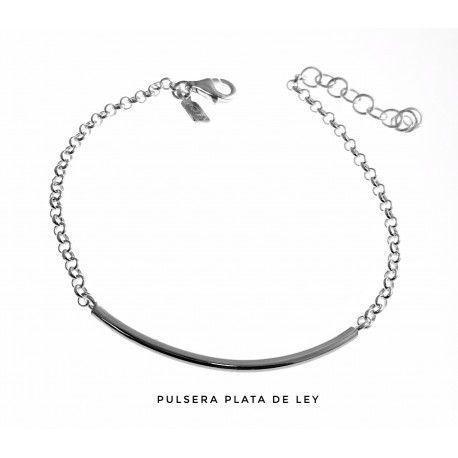 17577-Pulsera-tubo-cadena-rolo Pulsera tubo cadena rolo