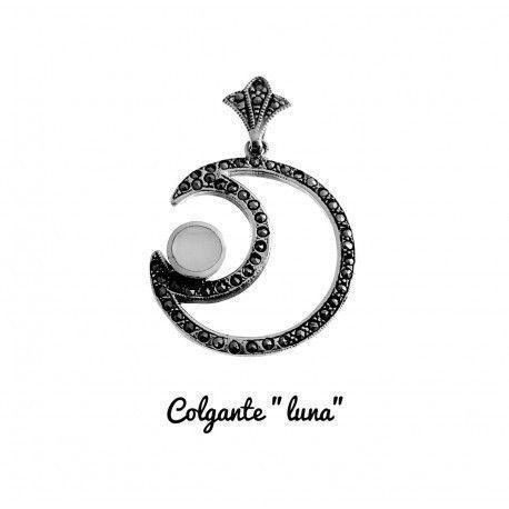 17636-Colgante-luna-marquesitas Colgante luna marquesitas