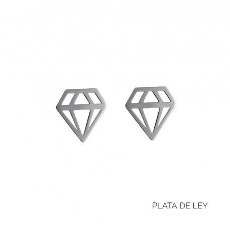 17646-Pendiente-diamante-presion Pendiente diamante presión