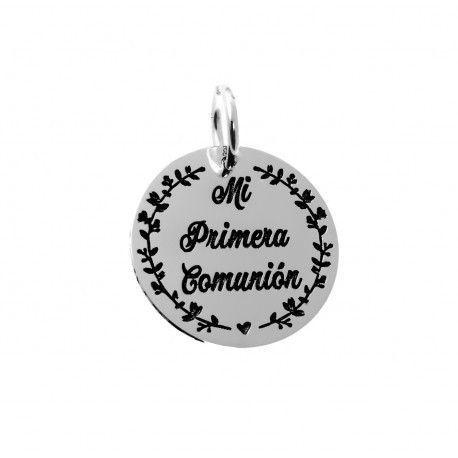 """17706-Colgante-MI-primera-comunion Colgante """"MI primera comunión """""""