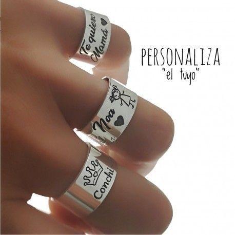 17731-Sortija-personalizada-ninoa-nombre Anillo personalizada niño/a nombre