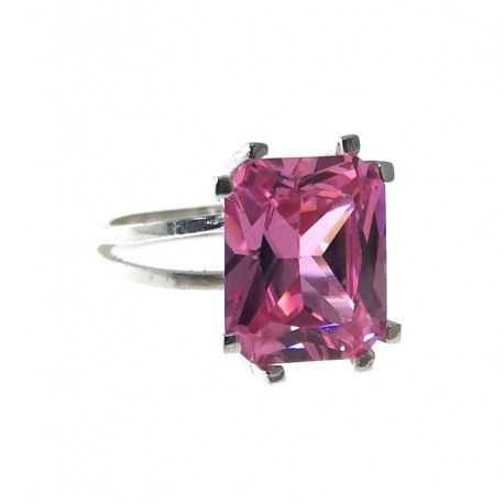 33057 Anillo piedra color