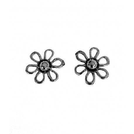 31391 Pendiente flor oxy