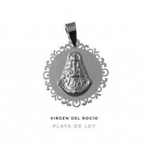 33187-300x300 Colgante Virgen del Rocio