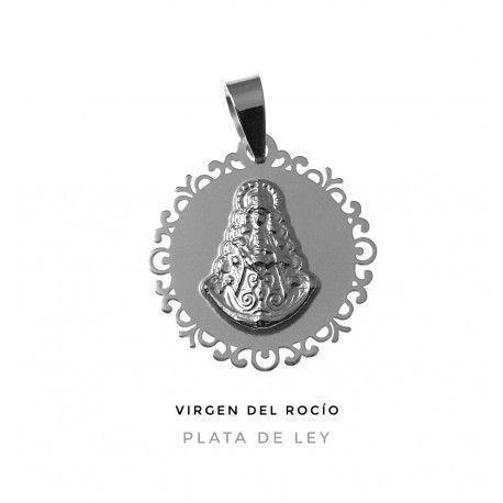 33187 Colgante Virgen del Rocio
