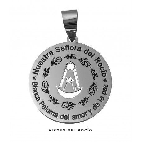 33188 Colgante Virgen del Rocio