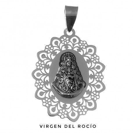 33189 Medalla Virgen del Rocio