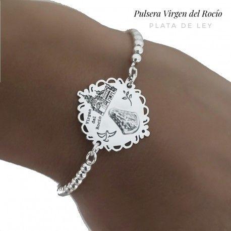 33200.2 Pulsera Virgen del Rocio
